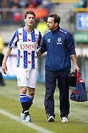 Onderwerp/Subject: SC Heerenveen - Eredivisie<br /> Reklame:  <br /> Club/Team/Country: <br /> Seizoen/Season: 2012/2013<br /> FOTO/PHOTO: Filip DJURICIC (L) of SC Heerenveen leaving the pitch. (Photo by PICS UNITED)<br /> <br /> Trefwoorden/Keywords: <br /> #03 #05 #06 $94 ±1355241558607 ±1355241558607<br /> Photo- & Copyrights © PICS UNITED <br /> P.O. Box 7164 - 5605 BE  EINDHOVEN (THE NETHERLANDS) <br /> Phone +31 (0)40 296 28 00 <br /> Fax +31 (0) 40 248 47 43 <br /> http://www.pics-united.com <br /> e-mail : sales@pics-united.com (If you would like to raise any issues regarding any aspects of products / service of PICS UNITED) or <br /> e-mail : sales@pics-united.com   <br /> <br /> ATTENTIE: <br /> Publicatie ook bij aanbieding door derden is slechts toegestaan na verkregen toestemming van Pics United. <br /> VOLLEDIGE NAAMSVERMELDING IS VERPLICHT! (© PICS UNITED/Naam Fotograaf, zie veld 4 van de bestandsinfo 'credits') <br /> ATTENTION:  <br /> © Pics United. Reproduction/publication of this photo by any parties is only permitted after authorisation is sought and obtained from  PICS UNITED- THE NETHERLANDS