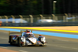 June 18, 2017 - Le Mans, Sarthe, France - Jackie Chan DC Racing Oreca 07 rider HO‐PIN TUNG.NLD in action during the race of the 24 hours of Le Mans on the Le Mans Circuit - France (Credit Image: © Pierre Stevenin via ZUMA Wire)