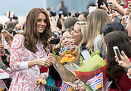 Kate Middleton & Prince William Visit Vancouver 2