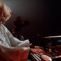 John Evan - pianist and organist for Jethro Tull