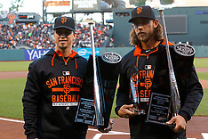 20150414 - Colorado Rockies at San Francisco Giants