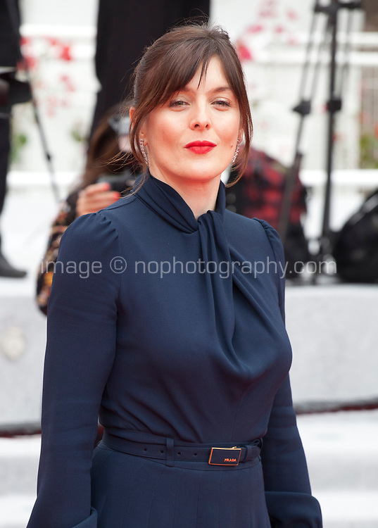 Valerie Donzelli at the It Must Be Heaven gala screening at the 72nd Cannes Film Festival Friday 24th May 2019, Cannes, France. Photo credit: Doreen Kennedy