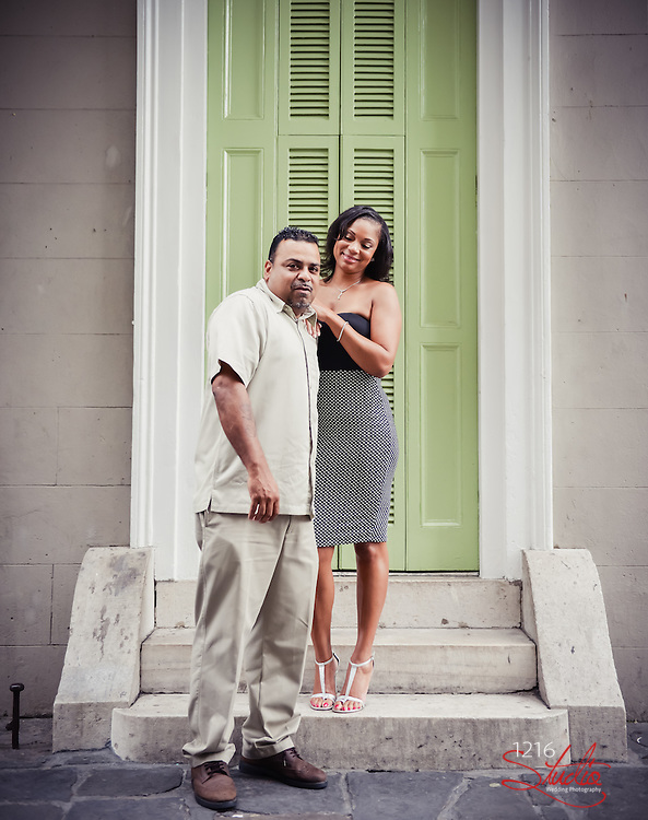 Engagement Session | 1216 Studio New Orleans Wedding Photographers