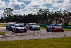 Dino Zamparelli   Bristol Sport Racing   #88 Porsche 911 GT3 Cup car   Porsche Carrera Cup GB   Race 2 - Mandatory byline: Rogan Thomson/JMP - 07966 386802 - 28/06/2015 - SPORT - MOTORSPORT - North Yorkshire, England - Croft Circuit - BTCC Meeting Day 2.