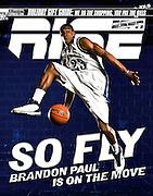 Brandon Paul for ESPN RISE Magazine