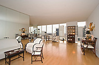 Living Room at 641 Fifth Avenue