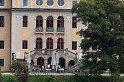 Hotel, Schloss Ettersburg bei Weimar, Thüringen, Deutschland | hotel, castle Ettersburg near Weimar, Thuringia, Germany