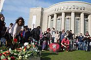 Volksbühne artist protest