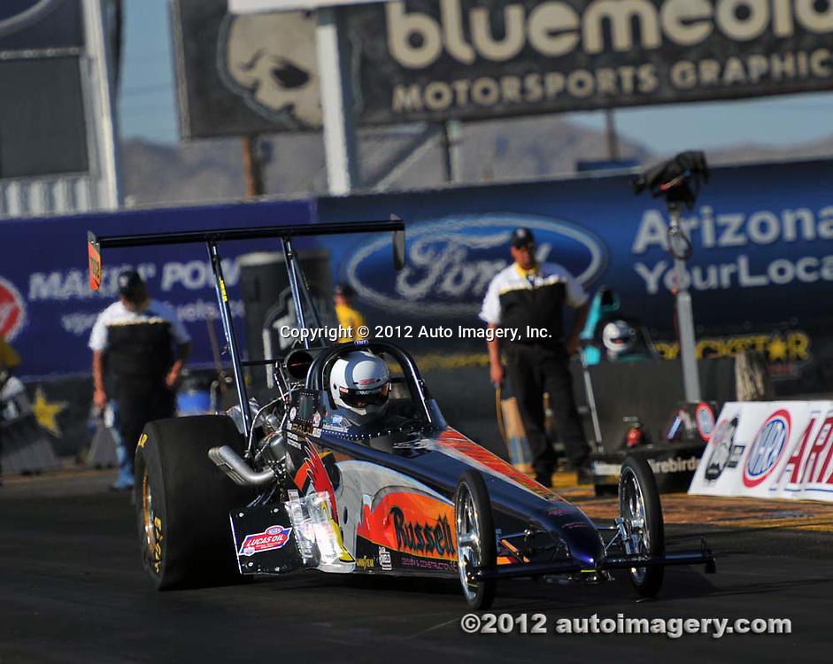 2012 NHRA Arizona Nationals