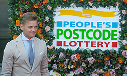 George Clooney and his wife Amal, representing the Clooney Foundation for Justice, arrive to collect an award for their charity work at the People's Postcode Lottery Charity Gala in Edinburgh <br /> <br /> Pictured: Jeff Brazier<br /> <br /> (c) Aimee Todd | Edinburgh Elite media