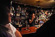 Ardara, a popular destination in Ireland, Beehive pub.