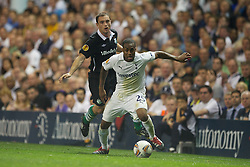 LONDON, ENGLAND - THURSDAY, SEPTEMBER 29, 2011: Tottenham Hotspur's Danny Rose in action against Shamrock Rovers during the UEFA Europa League Group A match at White Hart Lane. (Photo by Chris Brunskill/Propaganda)