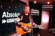 Chris Martin plays exclusive set at Absolute Radio.