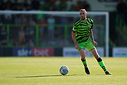 Carl Winchester of Forest Green Rovers in action during the EFL Sky Bet League 2 match between Forest Green Rovers and Stevenage at the New Lawn, Forest Green, United Kingdom on 21 September 2019.