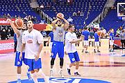 DESCRIZIONE : Berlino Eurobasket 2015 Islanda Italia<br /> GIOCATORE : Pietro Aradori<br /> CATEGORIA : riscaldamento pre game pregame<br /> SQUADRA : Italia<br /> EVENTO : Eurobasket 2015<br /> GARA : Islanda Italia<br /> DATA : 06/09/2015<br /> SPORT : Pallacanestro<br /> AUTORE : Agenzia Ciamillo&shy;Castoria/M.Longo<br /> Galleria : Eurobasket 2015<br /> Fotonotizia : Berlino Eurobasket 2015 Islanda Italia