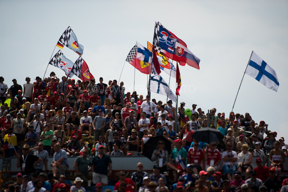 July 21-24, 2016 - Hungarian GP, Fans