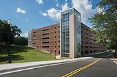 University of Mississippi Parking Deck