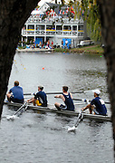 Boston, USA, GV Cambridge Boathouse, Head of the Charles, Race Charles River,  Cambridge,  Massachusetts. Saturday  20/10/2007  [Mandatory Credit Peter Spurrier/Intersport Images]..... , Rowing Course; Charles River. Boston. USA Boat House