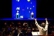 Belo Horizonte_MG, 22 de junho de 2010..Cultura / Cia Brasileira de Opera ..Ensaio da Cia Brasileira de Opera no Grande Teatro do Palacio das Artes...Foto: NIDIN SANCHES