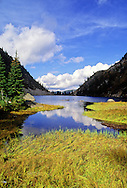 Elizabeth Lake in the Selway Crags. Selway Bitterroot Wilderness Area, Idaho