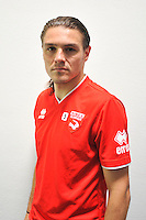 Nenad KOVACEVIC - 16.09.2014 - Photo officielle Nimes - Ligue 2 2014/2015<br /> Photo : Icon Sport