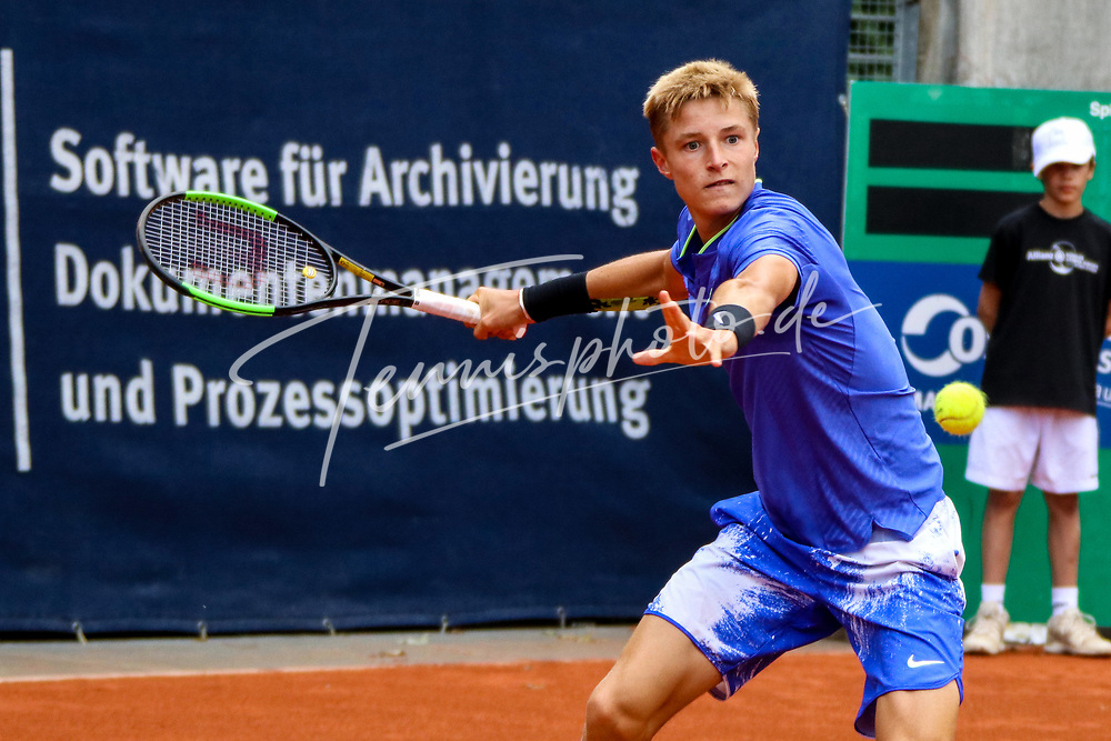 Rudolf MOLLEKER (GER), Allianz Kundler German Juniors supported by OPTIMAL SYSTEMS, Finaltag, Berlin, 25.06.2017