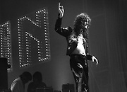 Led Zeppelin at Earls Court Arena in London in May 1975