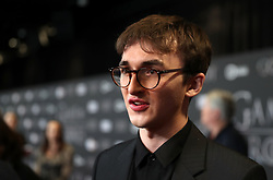 Issac Hempstead Wright attending the Game of Thrones Premiere, held at Waterfront Hall, Belfast.
