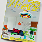 Czas na Wnetrze Interior magazine photography by Piotr Gesicki