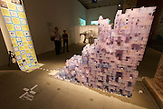 Venice, Italy. 14th Architecture Biennale 2014, &quot;fundamentals&quot;.<br /> Arsenale. &quot;monditalia, a scan&quot;<br /> lucia allais, mos, &quot;legible pompeii pompei&quot;