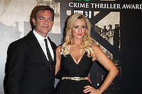 John Michie; Catherine Tyldesley Specsavers Crime Thriller Awards, Grosvenor House Hotel, London, UK. 07 October 2011. Contact: Rich@Piqtured.com +44(0)7941 079620 (Picture by Richard Goldschmidt)