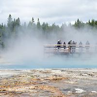 Yellowstone Geophysics Class
