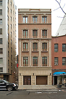 Townhouse at 232 East 63rd Street