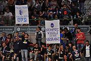 DESCRIZIONE : Campionato 2014/15 Dinamo Banco di Sardegna Sassari - Dolomiti Energia Aquila Trento Playoff Quarti di Finale Gara4<br /> GIOCATORE : Ultras  Commando Sassari<br /> CATEGORIA : Ultras Tifosi Spettatori Pubblico<br /> SQUADRA : Dinamo Banco di Sardegna Sassari<br /> EVENTO : LegaBasket Serie A Beko 2014/2015 Playoff Quarti di Finale Gara4<br /> GARA : Dinamo Banco di Sardegna Sassari - Dolomiti Energia Aquila Trento Gara4<br /> DATA : 24/05/2015<br /> SPORT : Pallacanestro <br /> AUTORE : Agenzia Ciamillo-Castoria/C.AtzoriAUTORE : Agenzia Ciamillo-Castoria/C.Atzori