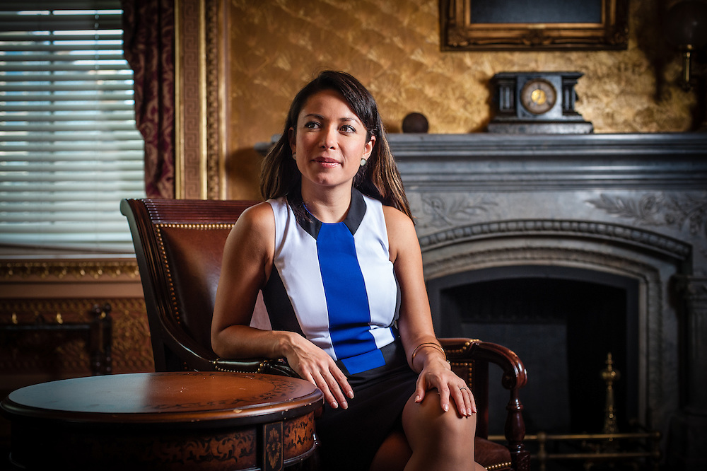 WASHINGTON, DC -- 11/12/15 -- Katherine Vargas, director of Hispanic Media for the White House, is leaving for a new job at Google..…by André Chung #_AC21553