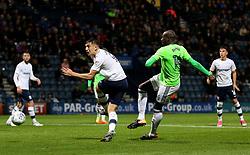 Cardiff City's Souleymane Bamba fires a shot at goal  - Mandatory by-line: Matt McNulty/JMP - 12/09/2017 - FOOTBALL - Deepdale Stadium - Preston, England - Preston North End v Cardiff City - SkyBet Championship