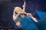 Synchronized Swimming Glasgow2018