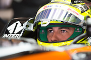 April 15-17, 2016: Chinese Grand Prix, Shanghai, Sergio Perez (MEX), Force India