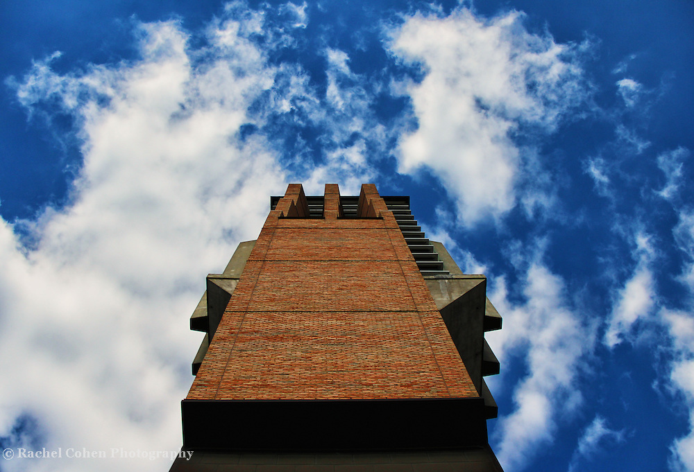 &quot;Monolith&quot;<br /> <br /> The bell tower on the North Campus at the University of Michigan!!<br /> <br /> Architecture: structures and buildings by Rachel Cohen