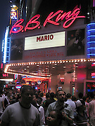 "Mario performs at BB Kings for the launch of his "" Go "" tour held at BB Kings on July 11, 2008"