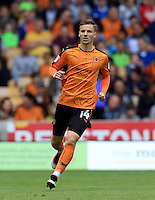 Wolverhampton Wanderers' Lee Evans