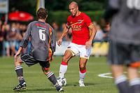 ANNA PAULOWNA, 07-07-2017, Polderse selectie - AZ, kleine Sluis, 2-3, AZ speler Ron Vlaar