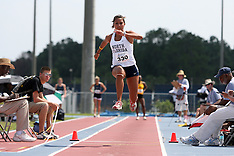Womens Triple Jump