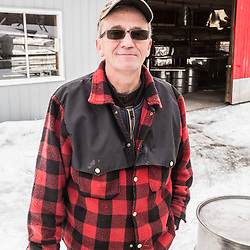 Pierre LaRiviere is a third generation maple syrup producer in Big Six Township, Maine. His family has worked this sugarbush since 1903.