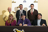Marc Magliaro Colorado Rockies Contract Signing - January 24, 2013
