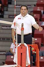 Felix Madera volleyball official