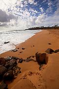 Donkey Beach, Kauai, Hawaii