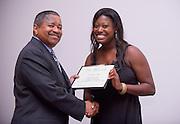 19004Legacy 2008 Recognition & Awards Ceremony in Baker Center 7/31/08: Templeton Scholars, Urban Scholars, and Appalachian Scholars..Templeton Scholars:..Dr. McDavis & Brittany Oliver