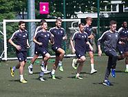 Dundee pre-season testing 23-06-2017