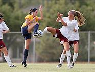 OC Women's Soccer Scrimmage SS - 8/25/2012